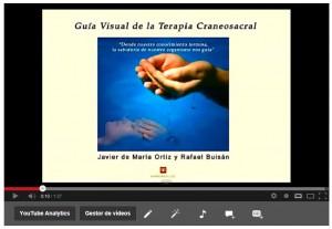 Libro Guía Visual de la Terapia Craneosacral escrito por Javier de María